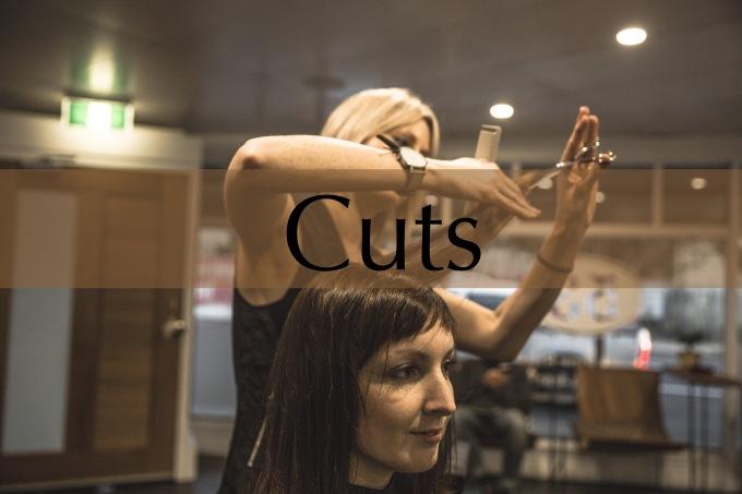 Cuts tile